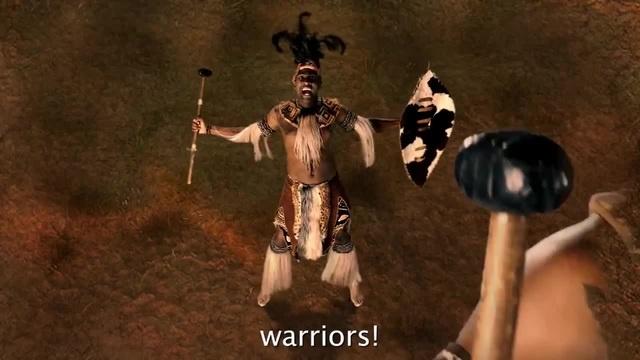 Shaka Zulu vs Julius Caesar. Epic Rap Battles of History Season 4.