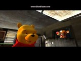Winnie the Pooh and Tigger in GTA San Andreas (part 2)