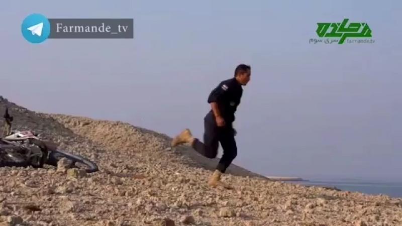 Боец спецподразделения ВМС КСИР