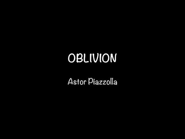 А.Пьяццолла - Забвение | A.Piazzolla - Oblivion | Евгений Смоленцев с оркестром BACH