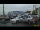 ДТП перекрёсток ул. Трамвайная-Седова 20.09.2018
