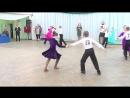 13.05.2018 Мурманск Юность Заполярья Дунаев Даня- Волкова Настя