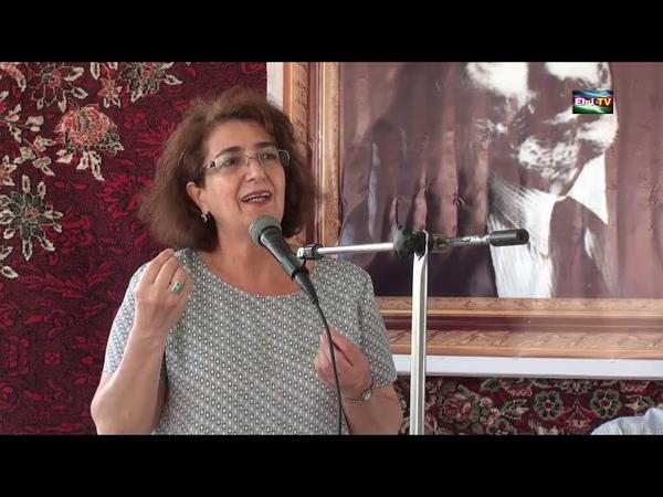 Mehriban Vəzirin çıxışı Salyanda Elçibəyin 80 illik yubiley tədbiri 1 ci hissə