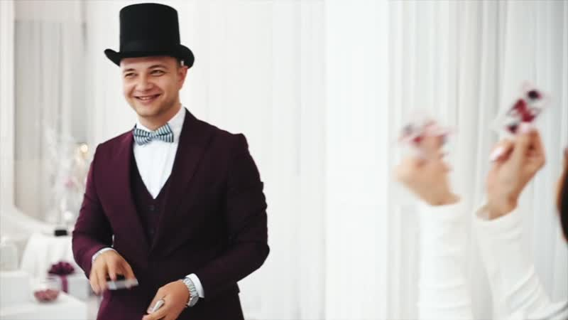 ABRACADABRA illusionist l Шоу фокусов и иллюзий