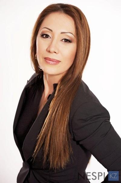 Аяна Кудайкулова