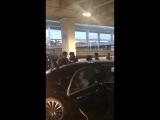 180930 JENNIE @ Charles de Gaulle Airport (Paris, France) from Incheon (Korea)