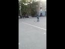 осваиваем хоккей с мячом