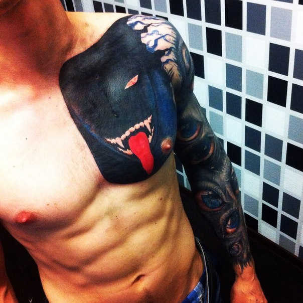 Доброго всем времени суток) Я - мастер татуировки, переехал жить в Люб