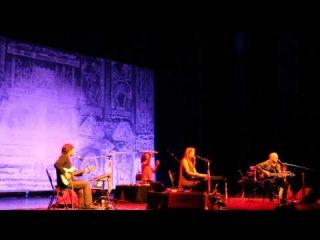 Deva Premal & Miten & Manose live in Sankt Petersburg 22/05/2014 Реги Света