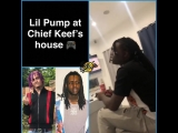 lil pump house chief keef