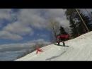 GoPRO Красное Озеро - Весенний шред 4