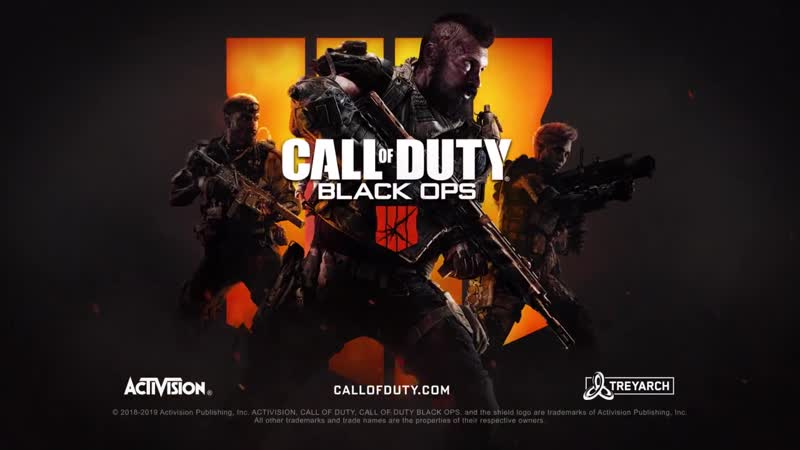 Call of Duty_ Black Ops 4 - Zombies_ Ancient Evil _ PS4