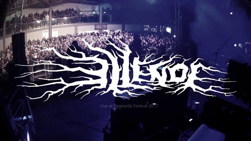 Ellende - Ballade auf den Tod (Live @ Ragnarök Festival)