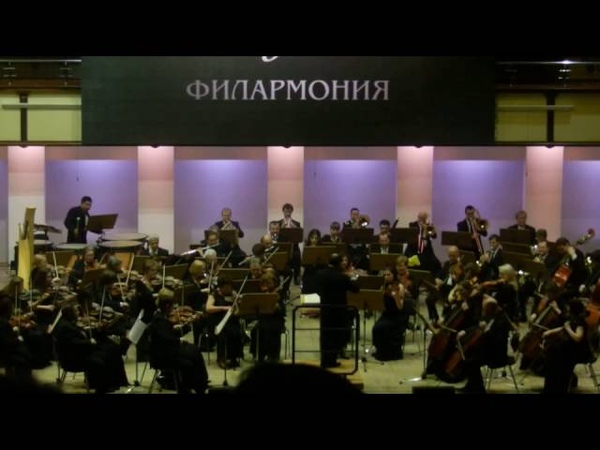Калинников В Симфония № 1 соль минор часть 1 Allegro moato g moll
