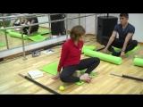 Упражнение на укрепление мышц тазового дна. Преподаватель: Мазитова Гульнара