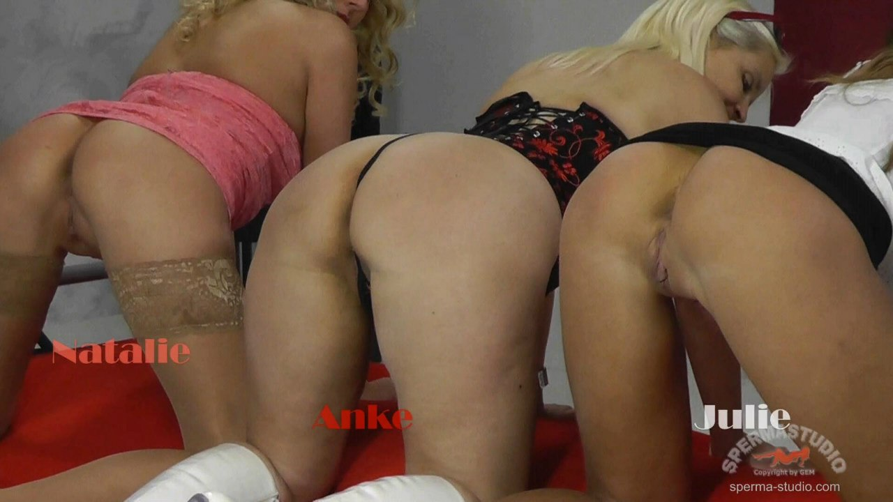 GB Girlfriend Gangbang