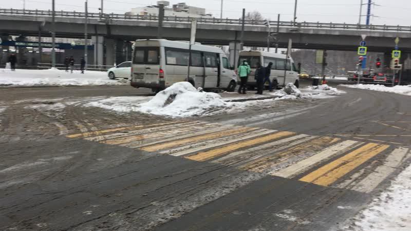 Поездка на автобусе №503 1