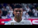 Игроки Реал Мадрида в FIFA 19 И PES 19