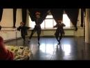 Сюита Калмыцкие ритмы. Ишкимдк Мужской танец. Женский лирический. Чичирдк Парный танец.
