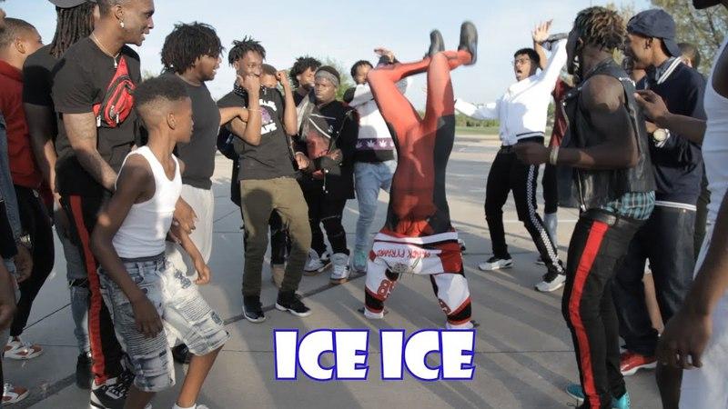 BLAKE Feat. DDG - Ice Ice (Dance Video) shot by @Jmoney1041