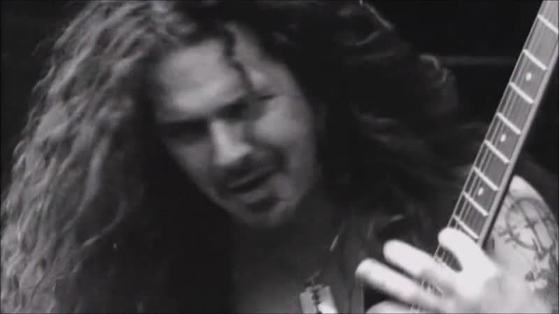 Pantera Domination album Cowboys from Hell 1990 (Live in Tushino Airfield, Moscow, Russia 1991.09.28 Monsters of Rock)