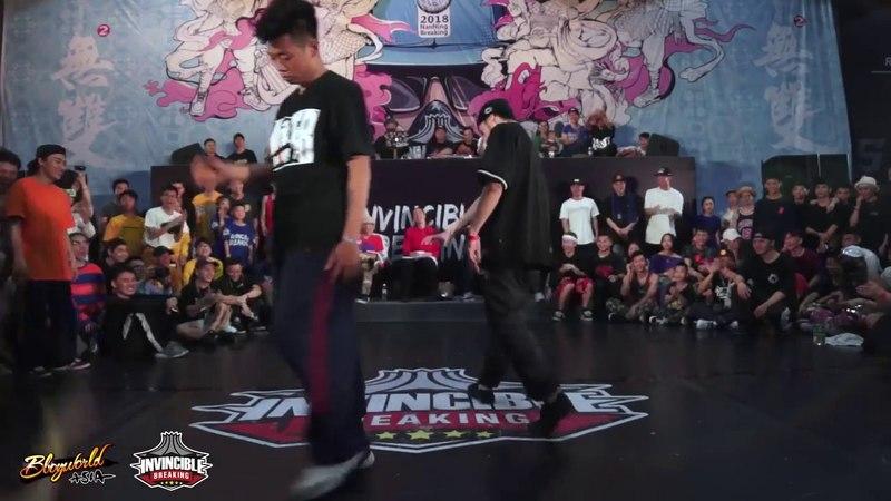 YDJ VS Ryuichi   1ON1 FINAL ▶Invincible Breaking Jam Vol.2◀ CHINA