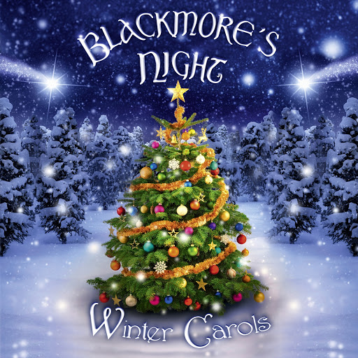 Blackmore's Night альбом Winter Carols (2017 Edition)