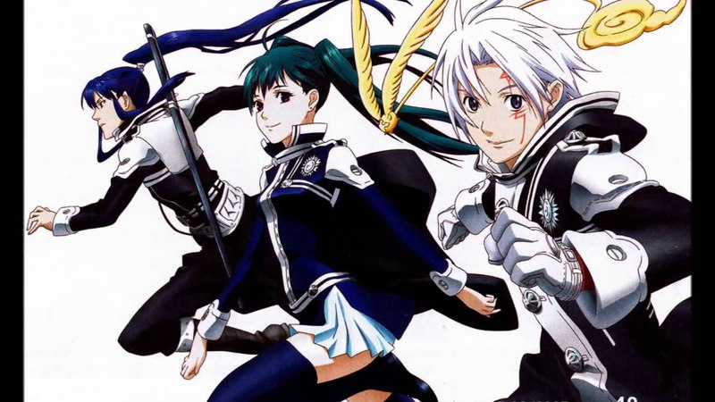 [Lyrics - thaisub] D.Gray-man - Innosence Sorrow (Abingdon boy school)