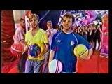 футбольный жонглёр Виктор Царёв  -