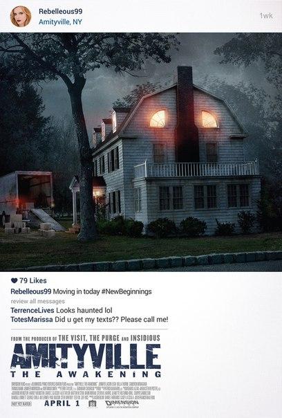 «Ужас Амитивилля» возвращается: на этот раз с новоиспеченной номинанткой на «Оск...