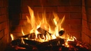 Fireplace - romantic - Full HD and 4K - 3 hours crackling logs Valentine's Day - Love
