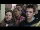 В Курске студенты открыли штаб сторонников кандидата Путина.