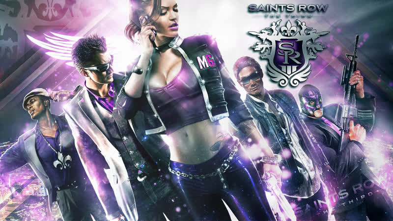 ► Saints Row 3 {Reshade} 5 → Campaign, Hardcore, Nude Mod, Voice Chat [i516GBGTX1060GTX660]