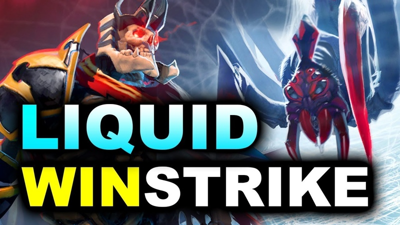 LIQUID vs WINSTRIKE - TI8 GG! - THE INTERNATIONAL 2018 DOTA 2