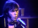Neil Young Old Man CSNY Almost Cut My Hair Live 1974