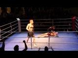 70kg: Benjamin Brander vs Lassad Karoud