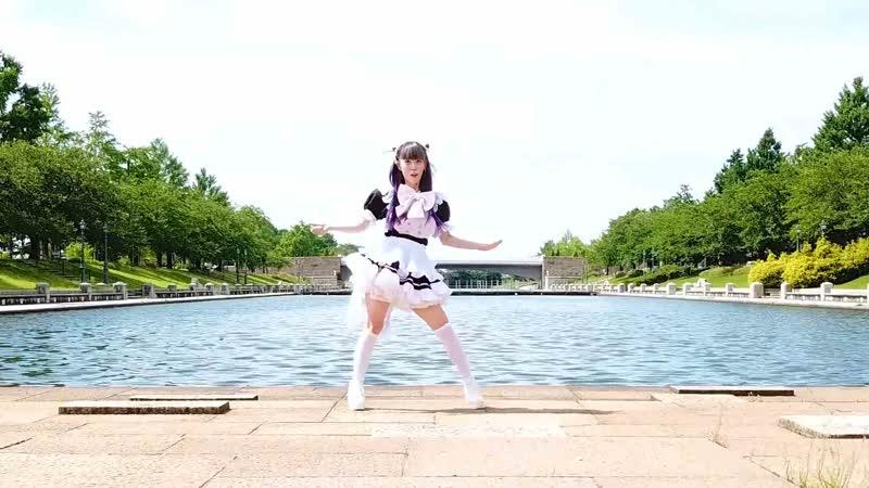 【京菓】メランコリック踊ってみた C.S.Portリアレンジ sm34133355