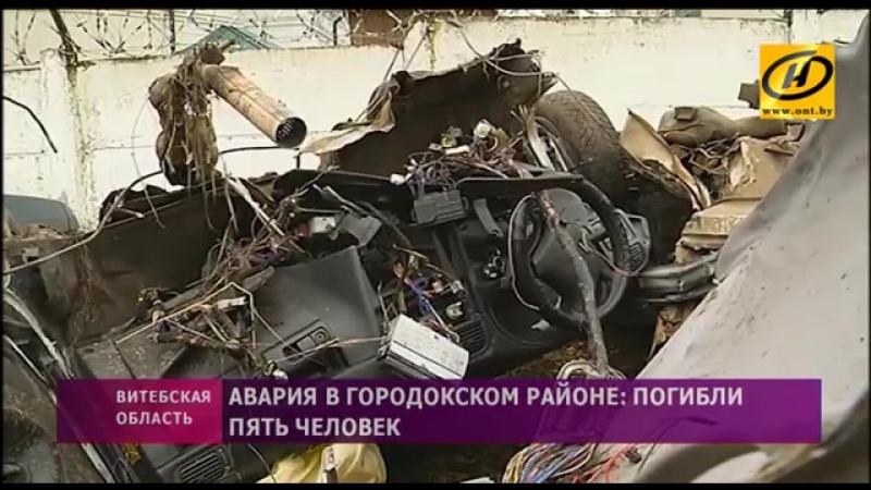 Следователи выясняют обстоятельства смертельной аварии в Городокском районе