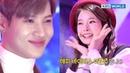 April's former member HyunJoo's cute performance…Taemin, She's a textbook idol! [The Unit/20171206]