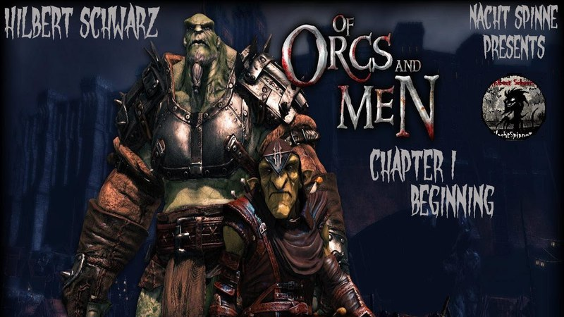 Of Orcs and Men - Часть 1: Начало, Орк-Мясник Аркаил, Проводник Стикс.