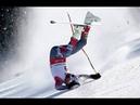 Les plus grosses chutes du Ski Alpin (Slalom, Descente, Géant...)