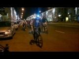 Ангарск. 18 мая 2013 г., ночная покатушка на велосипедах