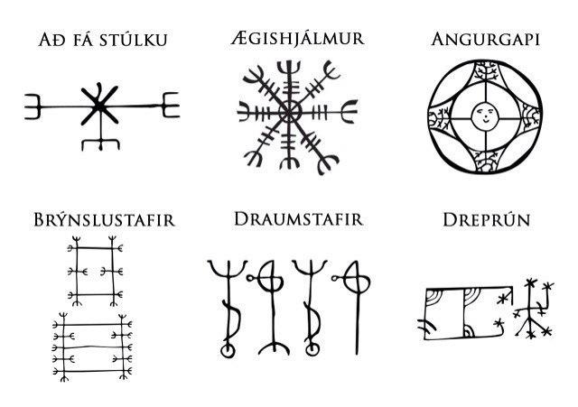 Символы древних скандинавов OLXKDH1xlBc