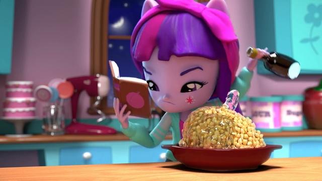 EG Minis - Pinkie Pies Slumber Party - Twilight Sparkle (ver. Jan)