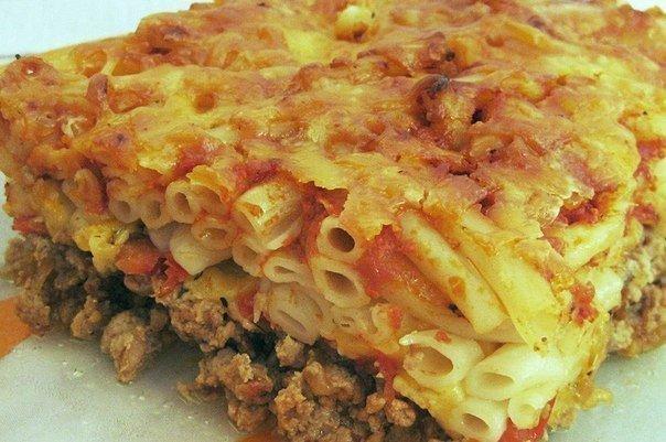 блюда из вермишели рецепты с фото