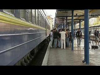 Освобожденные журналисты газеты `Крымский телеграф` вернулись домой - Первый канал