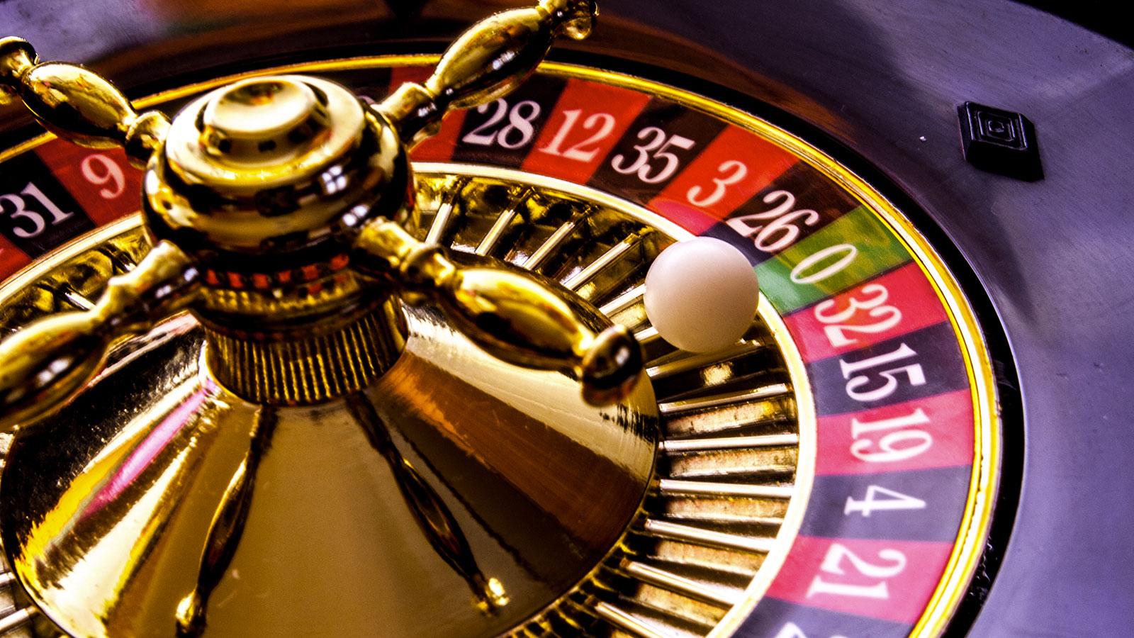 Онлайн рулетка в казино