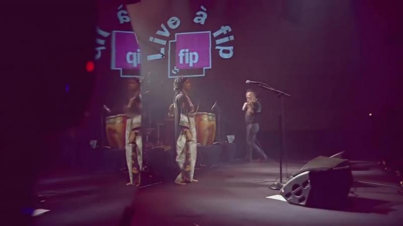Orange Blossom - HABIBI - Live à fip