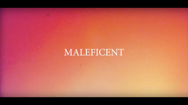 Maleficent Drawing by Toni Mahfud