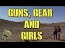 DesertFox Airsoft: Guns, Gear and Girls (Real Steel Shooting)